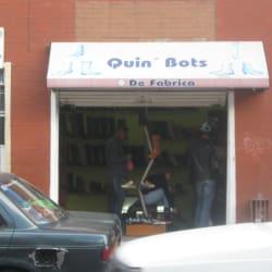Quin' Bost en Bogotá