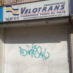 Velotrans en Bogotá