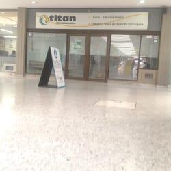 Titan Intercontinenta Centro comercial Bulevar  Nizal en Bogotá