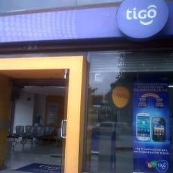 Tigo Calle 100  en Bogotá