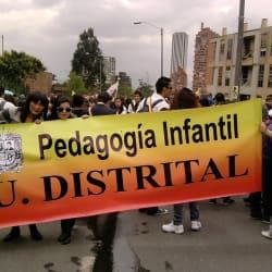 Universidad Distrital Francisco Jose de Caldas- Macarena, sede B en Bogotá
