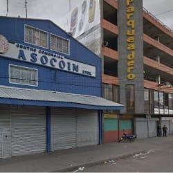 Centro Comerical Asocoin en Bogotá