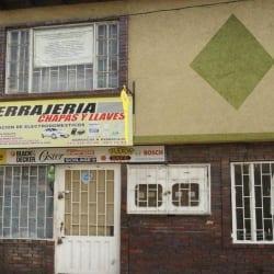 Cerrajería Chapas y Llaves en Bogotá