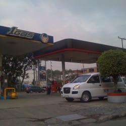 Estación de Servicio Texaco Carrera 27 con Calle 29A en Bogotá