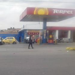 Estación de Servicio Terpel Carrera 22 con 9A en Bogotá