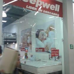 Colchones SleepWell  Portal 80 en Bogotá