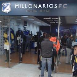 Tienda Millonarios Centro Comercial Gran Estacion en Bogotá