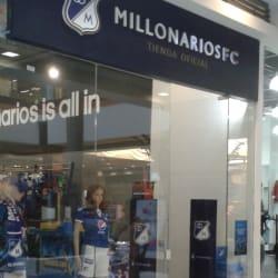 Tienda Millonarios Centro Comercial Galerias en Bogotá