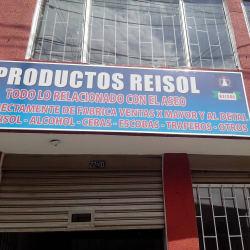 Distri Reisol en Bogotá