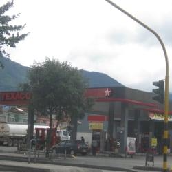 Estación de Servicio Texaco Avenida Carrera 14 Sur en Bogotá