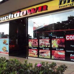 Touchdown Big Burger en Bogotá