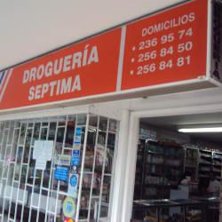 Droguería Séptima en Bogotá