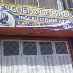 Escuela de Fútbol Nottingham en Bogotá