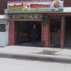 Kokori Express Carrera 13  en Bogotá