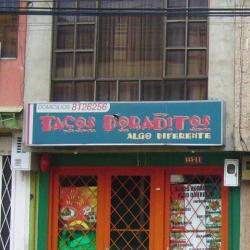 Tacos Doraditos en Bogotá