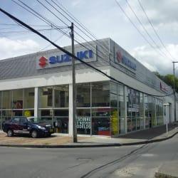 Suzuki Narita Motors en Bogotá