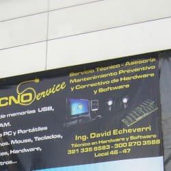 Tecno Service en Bogotá