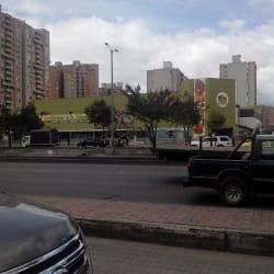 Surtifruver de la Sabana Calle 80 en Bogotá