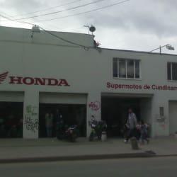 Supermotos de Cundinamarca Calle 65  en Bogotá
