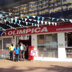 Super Tienda y Drogeria Olimpica Parque Lourdes en Bogotá