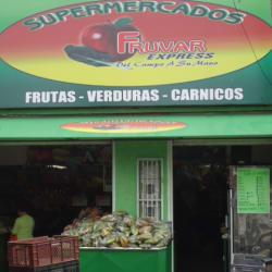 Supermercados Fruvar Calle 8 con 38 en Bogotá