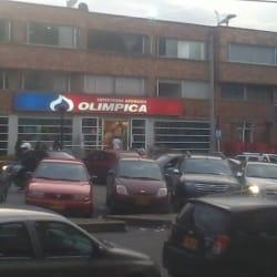 Supertiendas y Droguerias Olimpica en Bogotá