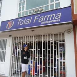 Total Farma Droguerias en Bogotá
