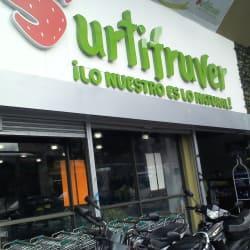Surtifruver Carrera 7  en Bogotá