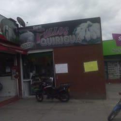Surti Pollos el Quirigua en Bogotá