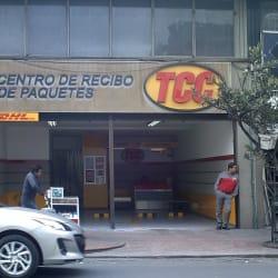 TCC Carrera 13 con 19 en Bogotá