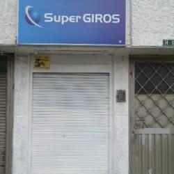 Super Giros Calle 8 con 34 en Bogotá