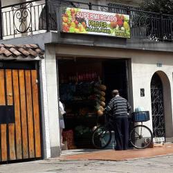 Supermercado Fruver Villa del Prado en Bogotá