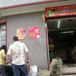 Super Mercado el Cocoreño en Bogotá