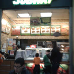Subway San Rafael en Bogotá
