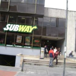 Subway Calle 67 en Bogotá