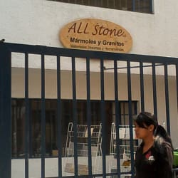 All Stone S.A.S en Bogotá