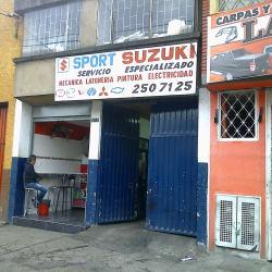 Sport Suzuki en Bogotá