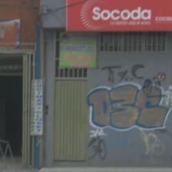 Socoda Outlet en Bogotá