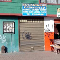 Soldaduras Especiales Calle 59  en Bogotá