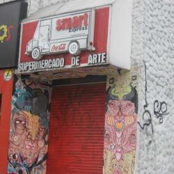 Smart Express Supermercado de Arte en Bogotá