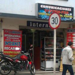 Sistem Fer en Bogotá
