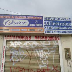 Servihogar en Bogotá