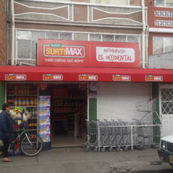Surtimax Autoservicio el Occidental en Bogotá