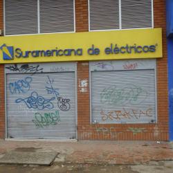 Suramericana de electricos en Bogotá