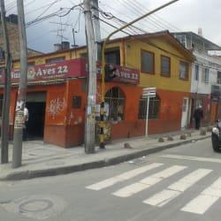 SURI AVES 22 en Bogotá