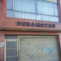 Suba Motos en Bogotá