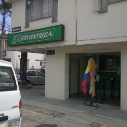 Servientrega Santa Sofia  en Bogotá