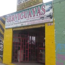 Serviguayas de Colombia en Bogotá
