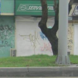 Servientrega Carrera 68 en Bogotá