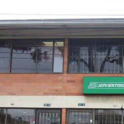 Servientrega Aures Calle 132 en Bogotá